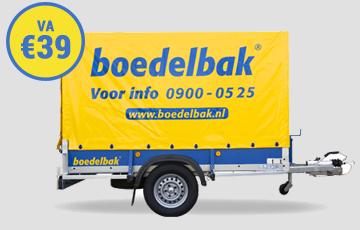 Boedelbak type CH